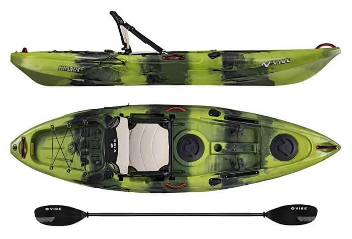 Vibe Yellowfin 100 Green