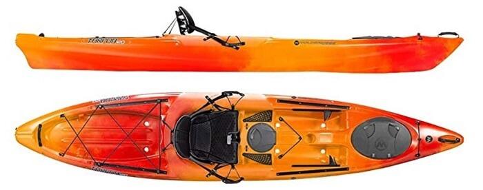 Wilderness Systems Tarpon 120 Orange