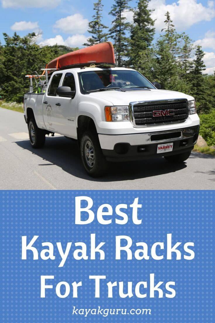 Best Kayak Racks For Trucks - Pinterest