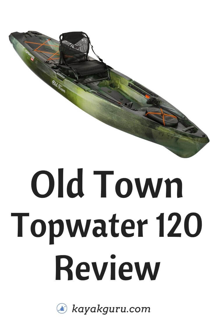 Old Town Topwater 120 Review - Pinterest