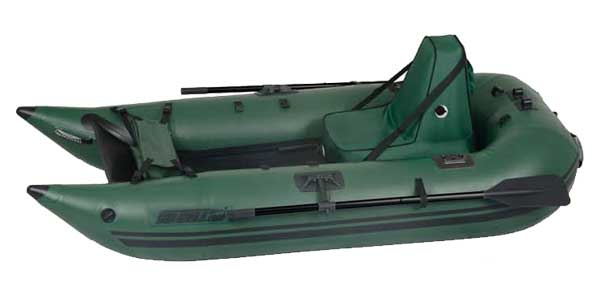 Sea Eagle 285FPB Frameless Pontoon Boat