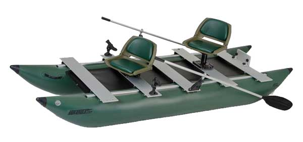 Sea Eagle 375 FoldCat Boat