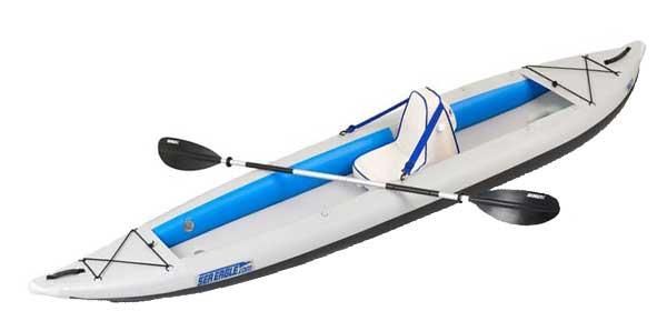 Sea Eagle 385FT FastTrack Inflatable Tandem Kayak