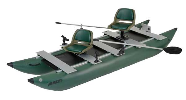 Sea Eagle FoldCat 375FC Inflatable Boat