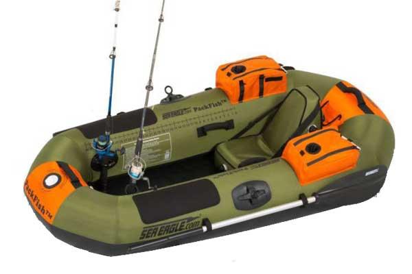 Sea Eagle PackFish 7 Boat