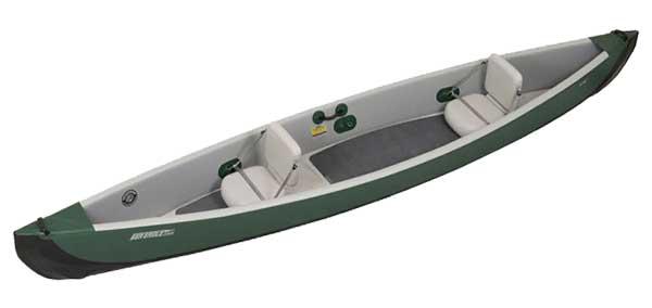 Sea Eagle TC16 Inflatable Canoe