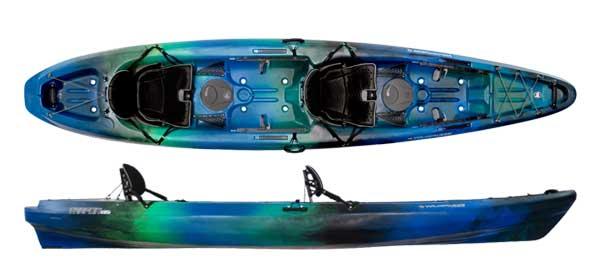 Wilderness Systems Tarpon 135T Tandem kayak