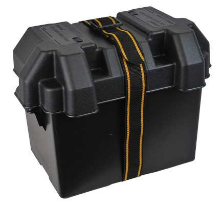 Attwood Group 24 Battery Box
