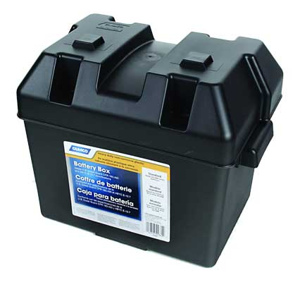 Camco 55363 Standard Battery Box