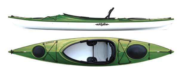 Eddyline Sandpiper 130