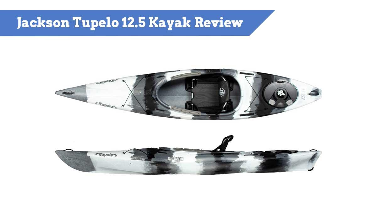 Jackson Tupelo 12.5 Kayak Review