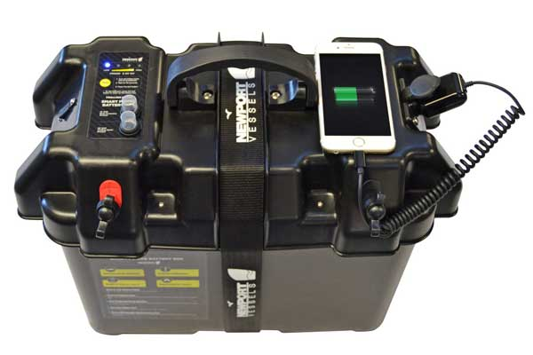 Newport Vessels Trolling Motor Smart Battery Box