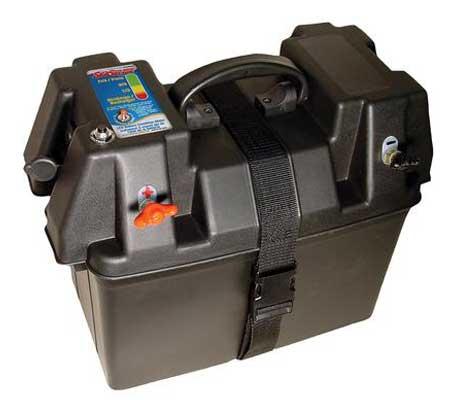 SeaSense Deluxe Power Station Battery Box