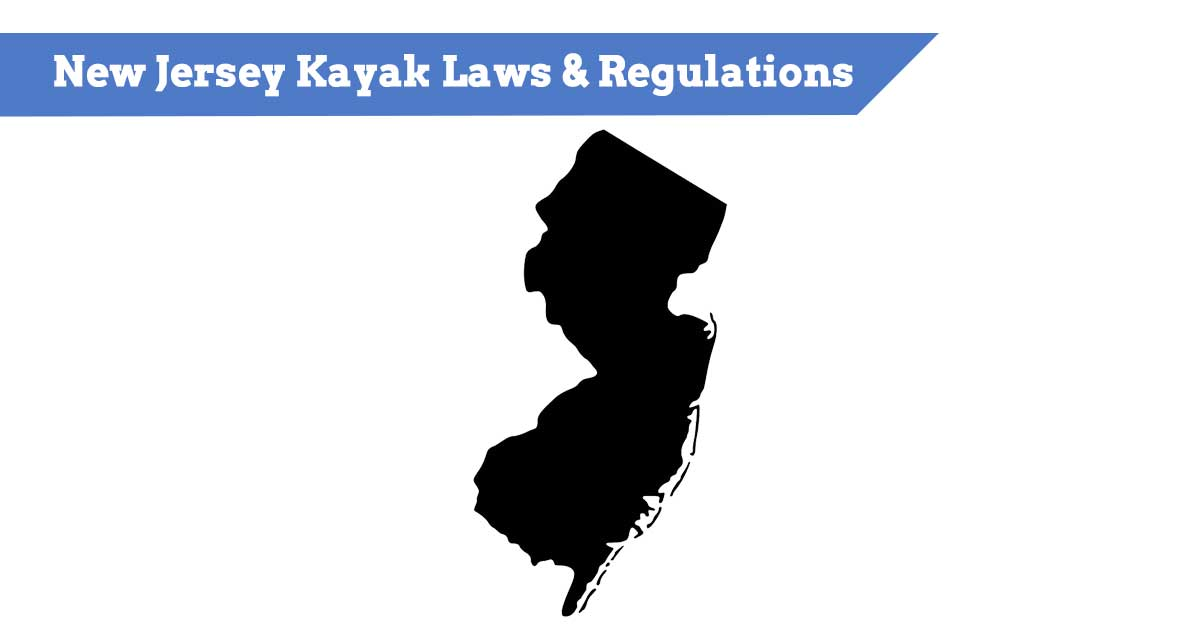 New Jersey Kayak Laws & Regulations