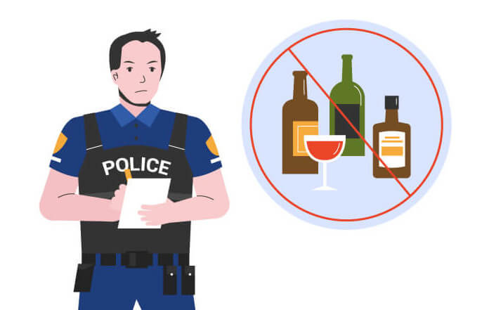 Police Alcohol Laws Kayaks Canoes and Boats