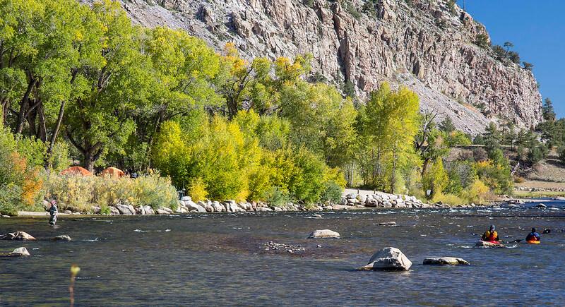 Browns Canyon Kayaking