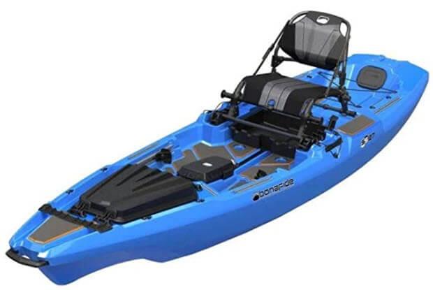 Bonafide SS127 Sit on Top Fishing Kayak