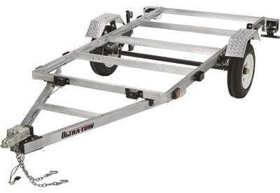 Ultra-Tow 4ft. x 8ft. Folding Aluminum Utility Trailer Kit