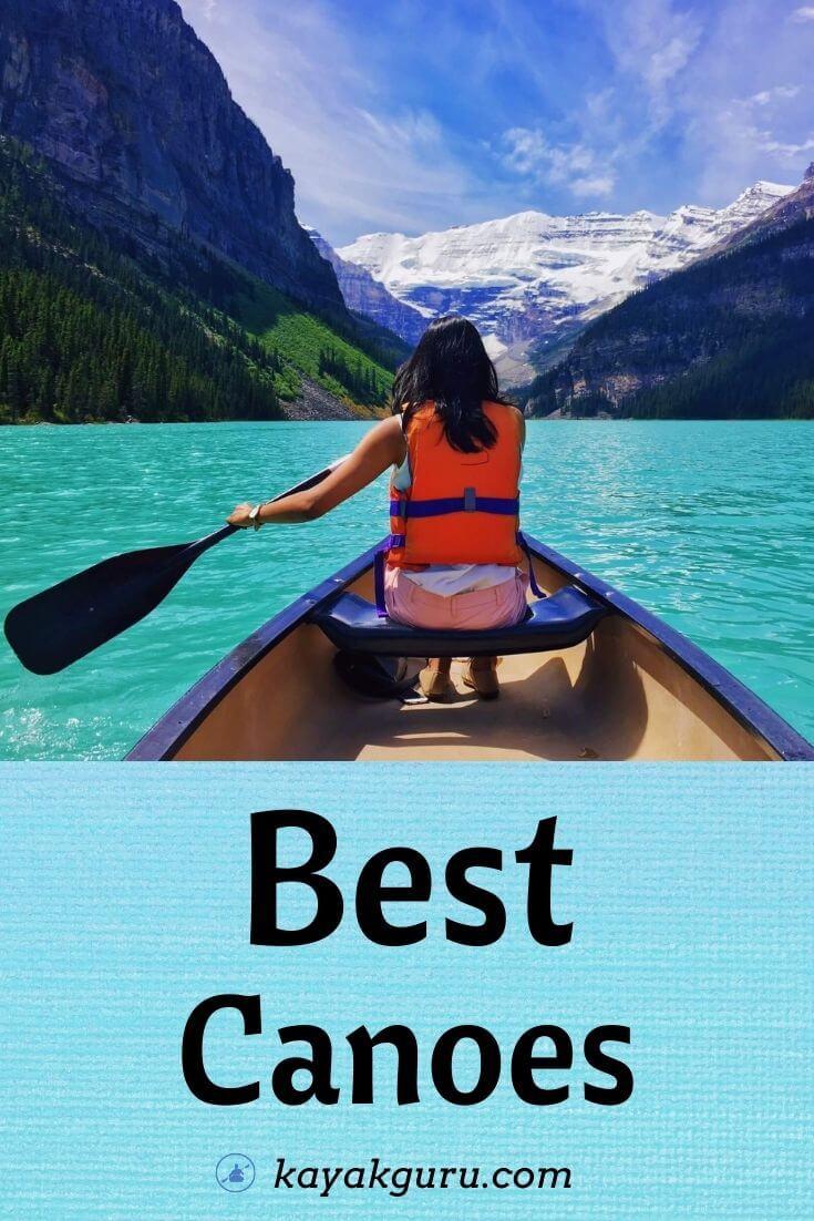 Best Canoes - Pinterest Image