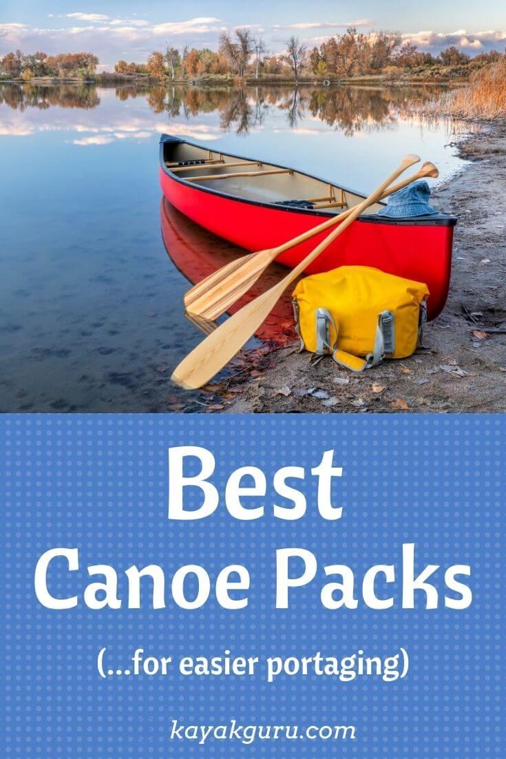Best Canoe Packs - Pinterest