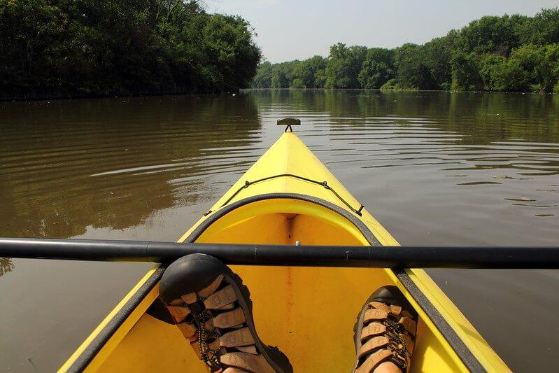 Anacostia River Kayaking
