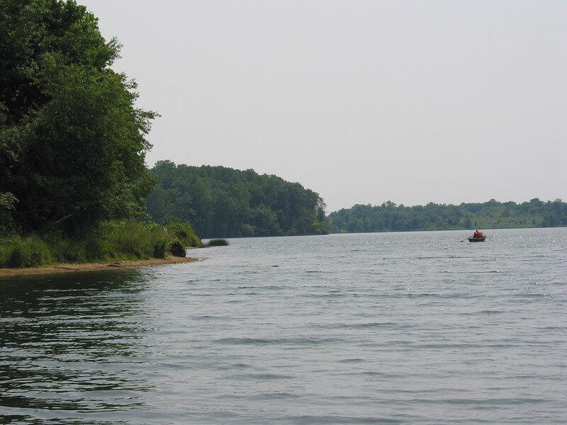Black Hill Regional Park Kayaking
