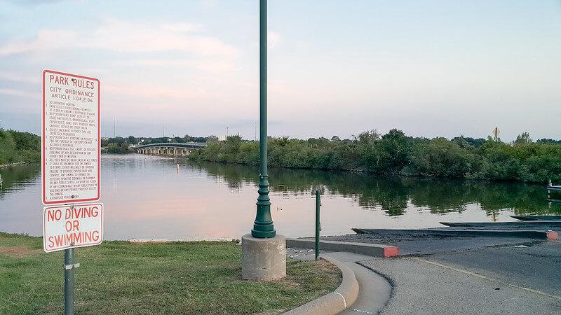 Brazos River Kayaking