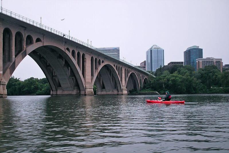 Georgetown Kayaking