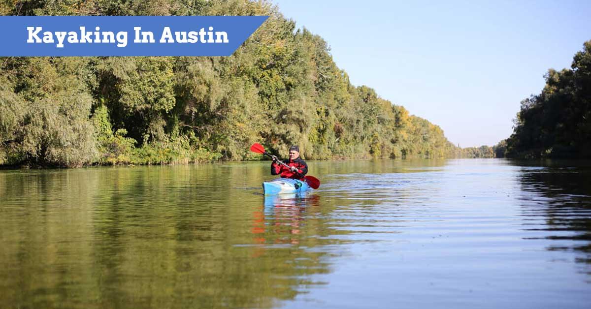 Kayaking In Austin