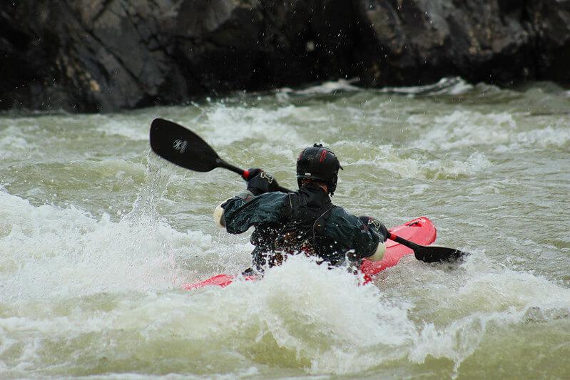 Potomac Gorge Kayaking