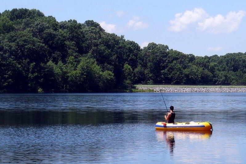 Seneca Creek State Park Kayaking