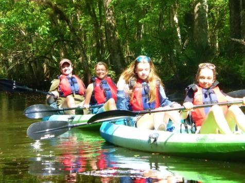 Silver Springs Kayak Tours