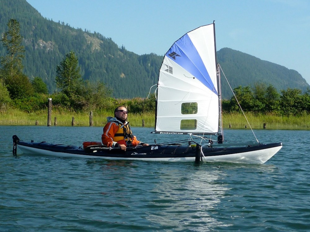 medium resolution of kayaksailor s blog kayak sailing