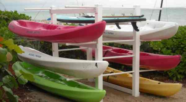 lesstor-outdoor-kayak-storage-rack