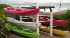 Lesstor-kayak-storage-rack