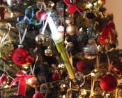 kayak light as Christmas tree light