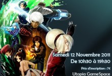 Photo of [12/11/11] Kayane Session 9 sur SSFIV AE, SF3OE, MVC3 et KOF13 : Inscriptions !