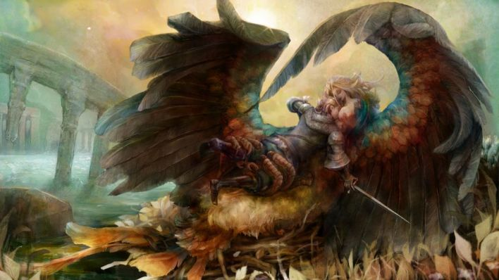 14. Art - The Harpy's Charms