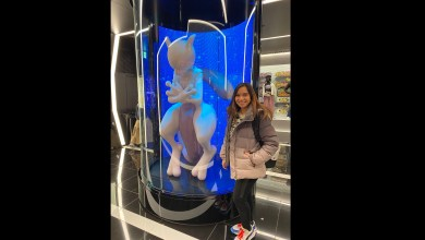 Photo of Kayane in Japan : Visites du Pokémon Center et du Capcom Store de Shibuya + le Nakano Broadway !