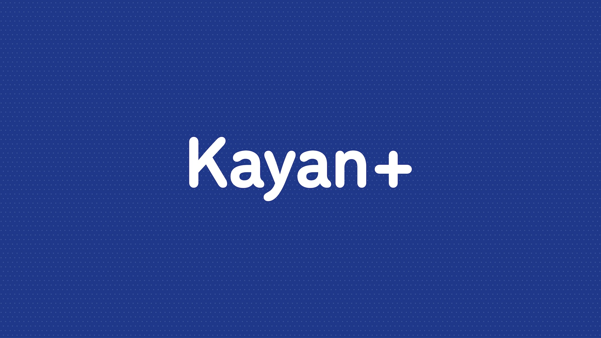 Kayan Health Header
