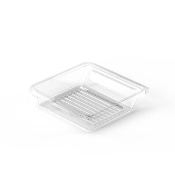 8×8 Clamshell - Cannabis Packaging