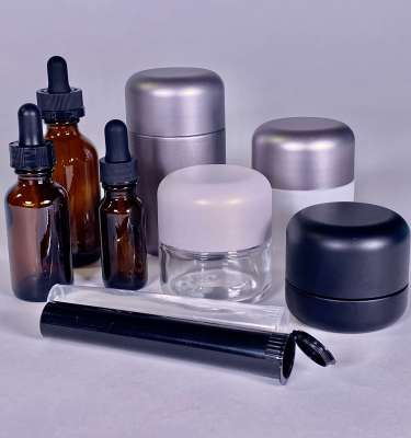 Family of Cannabis Packaging Products and Solutions