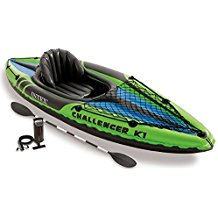 Intex Challenger K1 lightweight Kayak