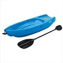 Feet Wave Kayak with Paddle