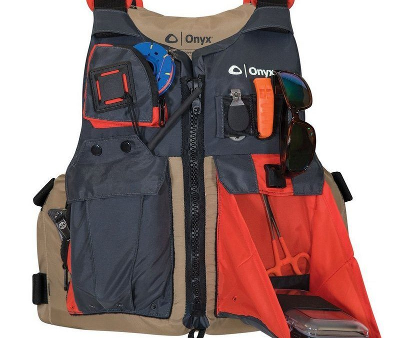 Best Life Vest For Kayak Fishing – Top 5 for 2019 – Safety First!