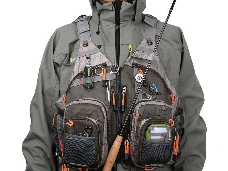 Best life vest for kayak fishing