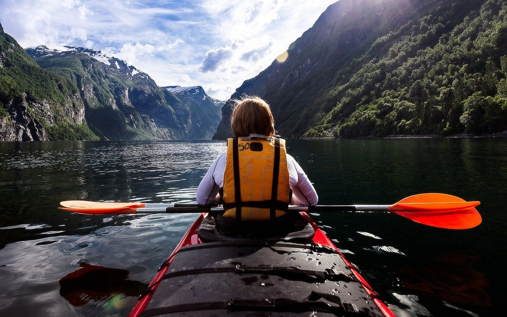 Best fishing kayaks for rivers