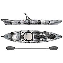 best fishing kayak for rivers