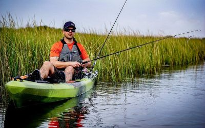 Best Sit on Top Fishing Kayak – Top 5 of the Market!