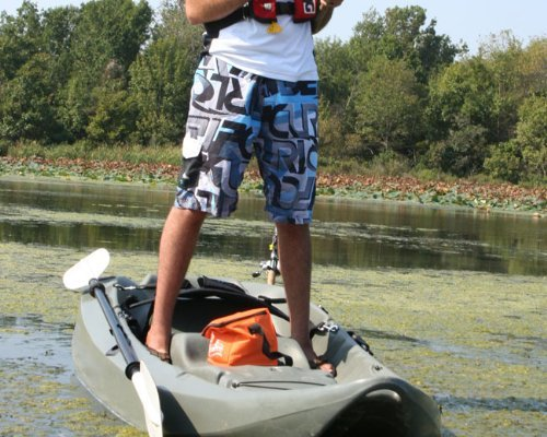 Best Stand Up Kayak For Fishing – Top 5 Reviews